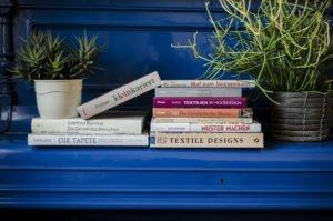 Meine 10 besten Bücher für Textildesigner