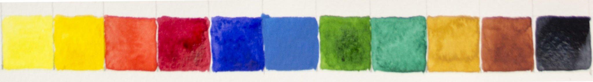Die 12 Farben der Van Gogh Pocket Box