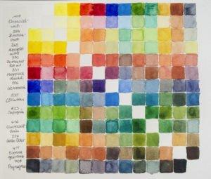 Mischfarben der Van Gogh Pocket Box
