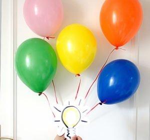 Farben und Formen dienen als Inspirationsquelle bei Ms.Hey