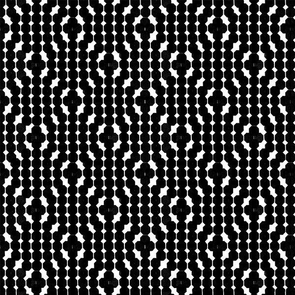 Strodisign Geometric Black and White Ms.Hey!