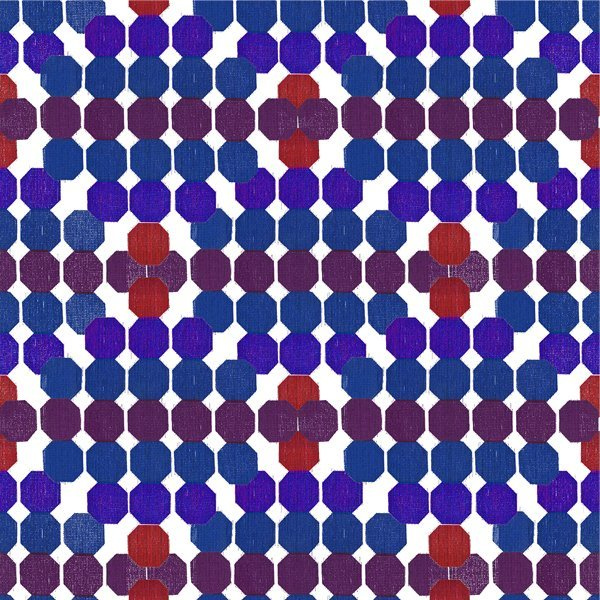 Strodisign Octagon Blue Violet Ms.Hey!