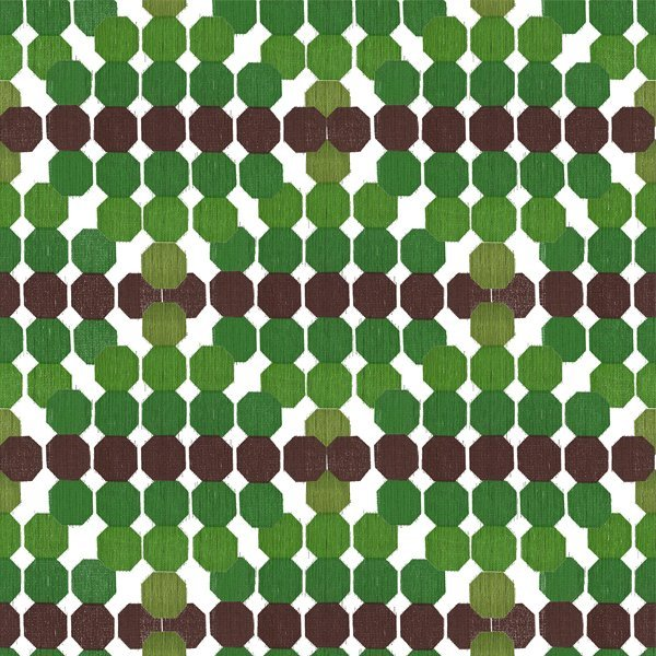 Strodisign Octagon Green Ms.Hey!