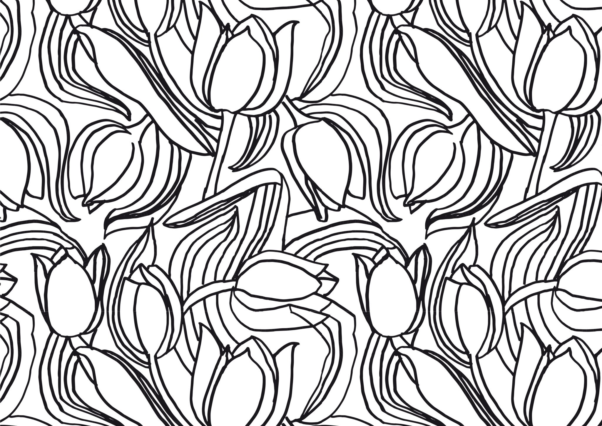 Ms:Hey! Muster per Hand zeichnen